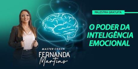 Palestra: O Poder da Inteligência Emocional 28 de agosto ingressos