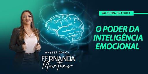 Palestra: O Poder da Inteligência Emocional  23 de outubro