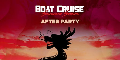 Boat Cruise Summer Series Official After Party
