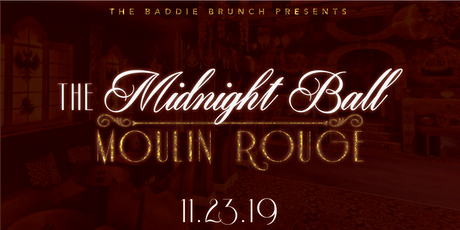 The Midnight Ball: Moulin Rouge tickets