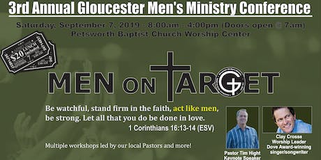 3rd Annual Gloucester Men's Ministry Conference tickets