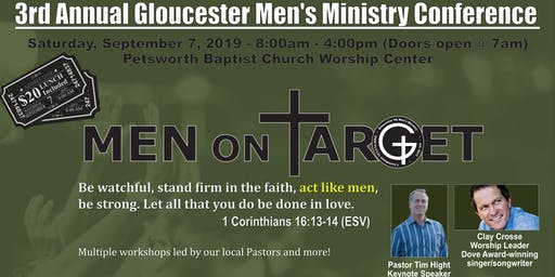 3rd Annual Gloucester Men's Ministry Conference