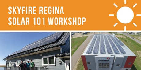 SkyFire Regina Solar 101 Workshop tickets