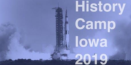 History Camp Iowa 2019 tickets