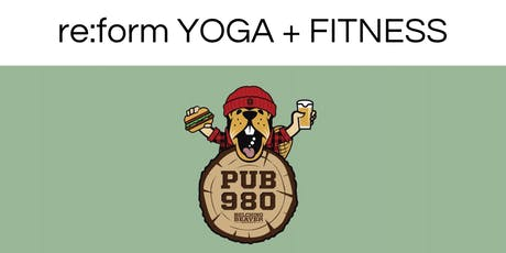 Yoga, Brews + Food tickets
