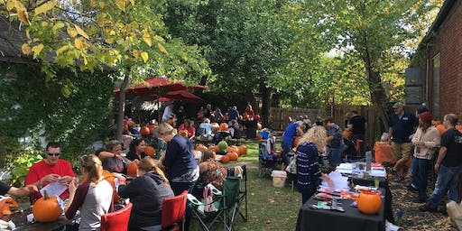 4th Annual Pumpkin Carving Fundraiser for You Can You Will Foundation
