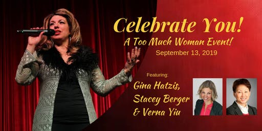 Celebrate You! A Too Much Woman Event