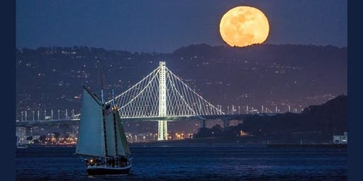 Harvest Moon Sail on San Francisco Bay September  12, 2019