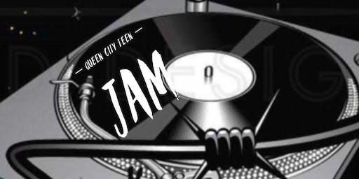Queen City Teen Jam by DDAAT-APP!