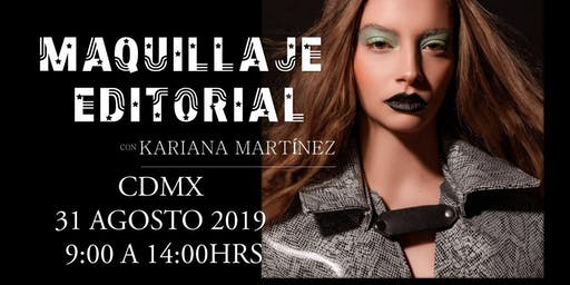 WorkShop Maquillaje Editorial