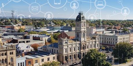 Digital Innovation and Ballarat's Future tickets