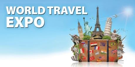 Annual World Travel Expo with Expedia CruiseShipCenters in Calgary tickets