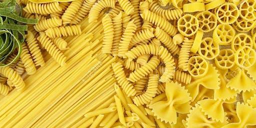 Roots Homeschool - Delizia's Pasta Tour