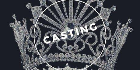 Casting Miss Cultura Dominicana 2019/2020 tickets
