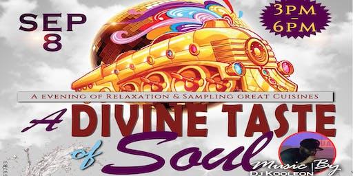 A Divine Taste Of Soul