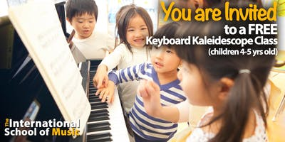 FREE TRIAL Sunday, 8/25! Keyboard Kaleidoscope Class!