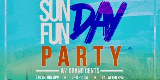 Sunday Funday with Grand Gents