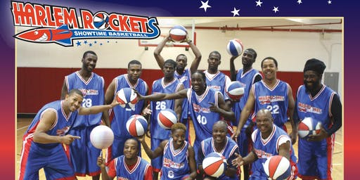 Harlem Rockets vs. Bourne Dream Team