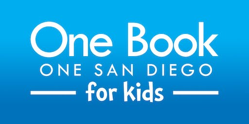 One Book for Kids with Girl Scouts San Diego in City Heights