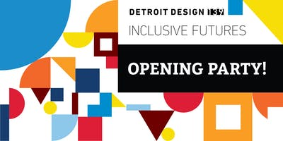 Detroit Design 139 Opening Party!