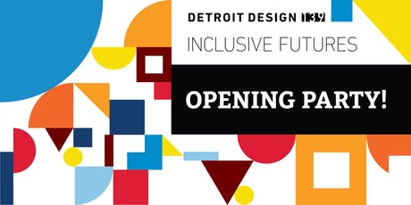 Detroit Design 139 Opening Party! tickets