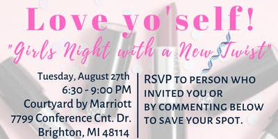 Love Yo'self - Girls Night with a Twist