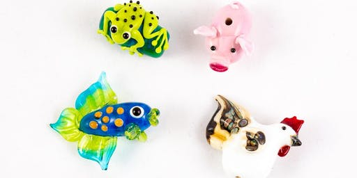 Bead Making Survey II: Critter Beads | 2019
