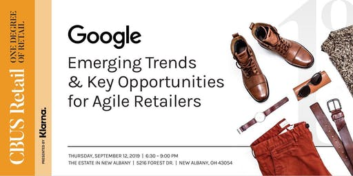 One Degree with Google: Emerging Trends and Key Opportunities for Agile Retailers