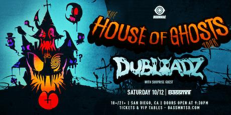 Dubloadz at Bassmnt Saturday 10/12 tickets