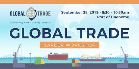 Global Trade Career Workshop tickets