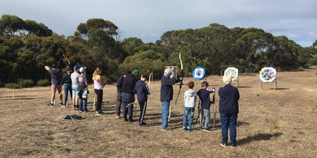 Long Weekend FUN ARCHERY SHOOT tickets
