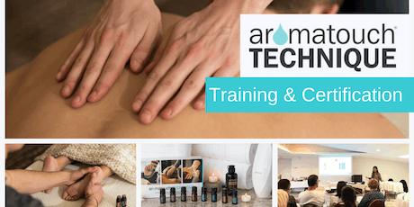 AromaTouch Technique Massage Course tickets