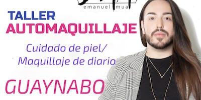 GUAYNABO - AUTOMAQUILLAJE- CUIDADO DE PIEL BÀSICO / MAQUILLAJE DE TRABAJO