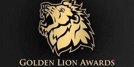 Gold Lion Winners tickets