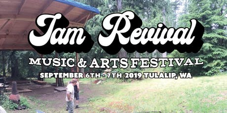 Jam Revival Music & Arts Festival tickets