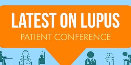 """Lupus LA """"Latest on Lupus"""" Patient Conference 2019 LA tickets"""