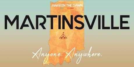 Awaken The Dawn Tent America - Martinsville tickets