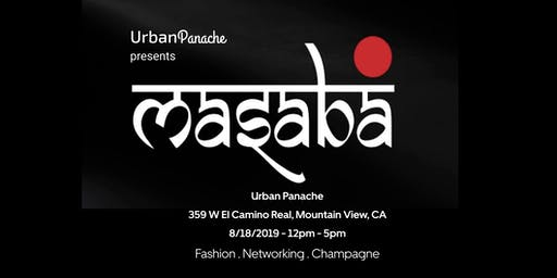 Urban Panache x Masaba Gupta Pop Up Event (Mountain View, CA)