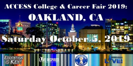 ACCESS College & Career Fair 2019: OAKLAND tickets
