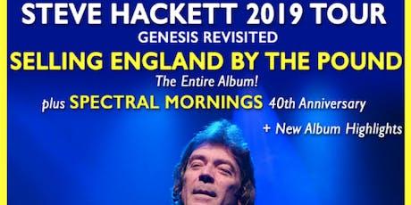 Steve Hackett tickets