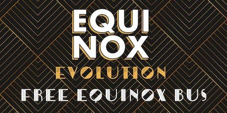 FREE BUS - EQUINOX EVOLUTION SYDNEY 2019 tickets