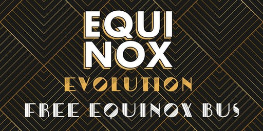 FREE BUS - EQUINOX EVOLUTION SYDNEY 2019
