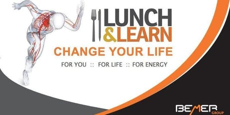 BEMER Lunch & Learn - One EPIC Place, New Paltz tickets