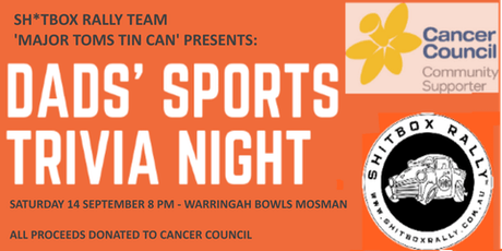 Dads' Sports Trivia Night tickets