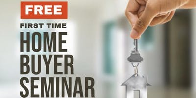 Sunday 8/18 Free First Time Homebuyers Seminar