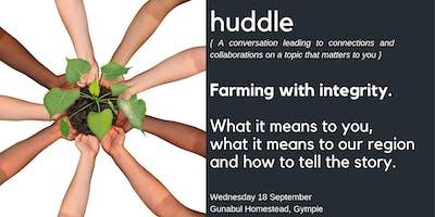FAN Huddle - Farming with integrity