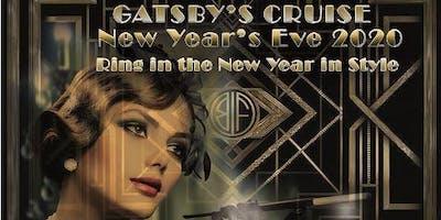 Gatsby's Portland New Year's Eve Cruise 2020