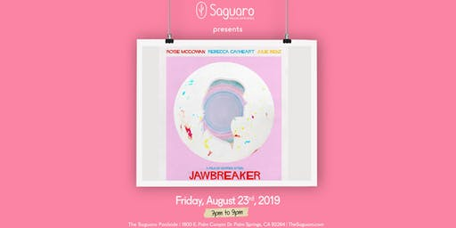 The Saguaro Palm Springs screening of 'Jawbreaker'
