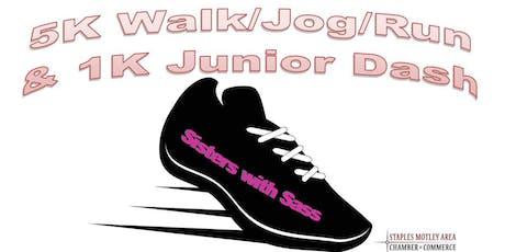 Railroad Days Dash 5K Walk/Jog/Run tickets