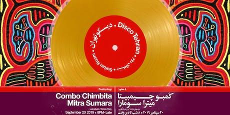 Disco Tehran - Episode #25 tickets